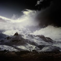 Blue Iceland by Andy Lee – Photos of Icelandic Landscapes taken with Infrared Lens