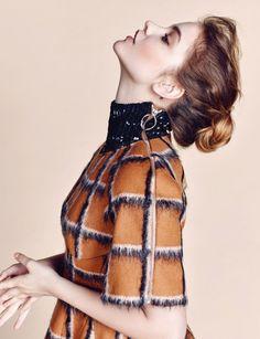 Barbara Palvin for Bazaar Korea by Choi Yongbinsource: Soko