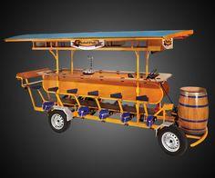 The Pedal Pub
