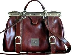 Firenze Tuscany Bag - Satchel in Brown