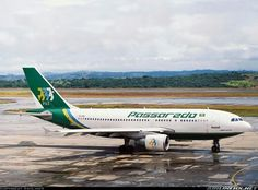Psssaredo airliners