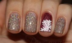 Top 10 Holiday Manicures #nails