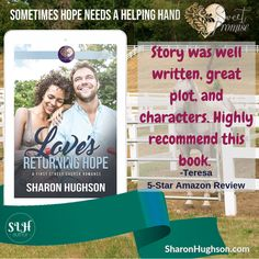 An unexpected accident sends Jaz back to Sweet Grove, leaving the cowboy stranded in the city. A surprise visit might be the end of a love Jaz never imagined. Can hope prevail against their dark secrets? Surprise Visit, Amazon Reviews, Helping Hands, Homecoming, Romance, Author, Love, Dark, Reading