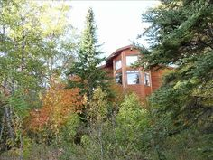 Lutsen Vacation Rental - VRBO 348490 - 3 BR Northeast House in MN, Luxurious Lake Superior Home with Private Beach, Amazing Views
