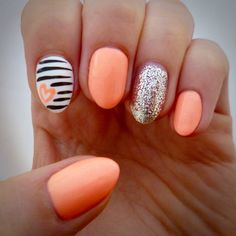 Are you looking for Summer Nail Trends Nail Colors Nail Designs 2018? See our collection full of Summer Nail Trends Nail Colors Nail Designs 2018 and get inspired! #nail