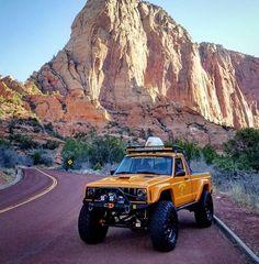Comanche Jeep, Jeep Cherokee Xj, Jeep Cars, Jeep Truck, Jeep Tj, Jeep Wrangler, Jeep Pickup, Pickup Trucks, 2 Door Jeep