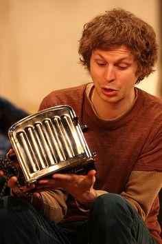 Michael Cera's toaster