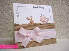 Miranda's Creaties: Breed lint #1: Hello Sweet Baby