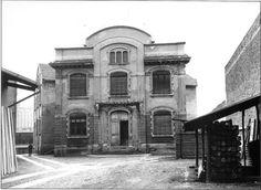 Bagni publici via De Castilia 1906