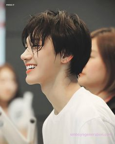 #Ten's amazing side profile and smile. #NCT #SMBoysGeneration