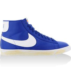 separation shoes a4c3b b5999 Nike blazer high vintage nylon