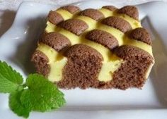 Prošívaná deka French Pastries, Cake Recipes, Muffin, Food And Drink, Cooking Recipes, Sweets, Chocolate, Baking, Breakfast