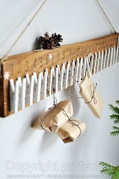 Advent calendar for children – DIY activity ideas and / or small gifts p @ n @ k @ Informations About Calendrier de l'Avent pour … Advent Calendars For Kids, Diy Advent Calendar, Kids Calendar, Homemade Advent Calendars, Calendar Ideas, December Calendar, Winter Christmas, All Things Christmas, Christmas Holidays