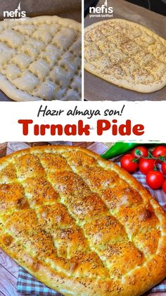 Turkish Breakfast, Turkish Recipes, Bread Recipes, French Toast, Food And Drink, Pizza, Snacks, Cooking, Healthy