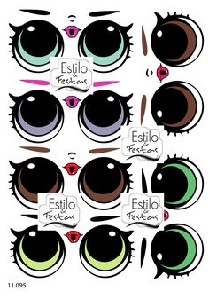 lol doll eyes, sticker lol doll, eyes and mouths lol doll Felt Crafts, Diy And Crafts, Crafts For Kids, Paper Crafts, Doll Eyes, Doll Face, Lol Doll Cake, Eye Stickers, Free To Use Images