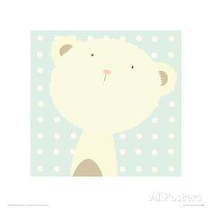 Baby Boo Bear reproduction procédé giclée par Nicola Evans sur AllPosters.fr