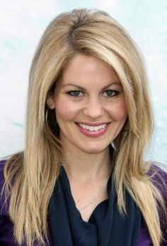 Candace Cameron Bure . She loves God and one of the best role models!
