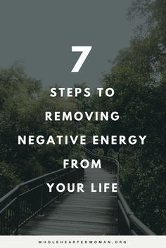 7 Steps To Removing Negative Energy From Your Life Personal Growth & Development Self-Care Tips Life Advice Mindfulness Affirmations, Removing Negative Energy, Attitude Of Gratitude, Positive Attitude, Self Care Routine, Self Development, Personal Development, Psychic Development, Leadership Development