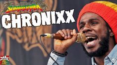 Découvrez ou redécouvrez Chronixx en concert au festival reggae Summerjam 2016.