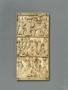 12th century ivory