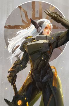 leona, Linger FTC on ArtStation at https://www.artstation.com/artwork/rPkyG