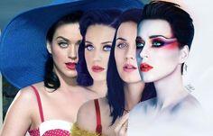 Katy Perry évolution