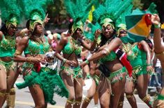 Celebrate Carnival in June and July, Coral Bay, St. John, US Virgin Islands (Windspree Vacation Homes)