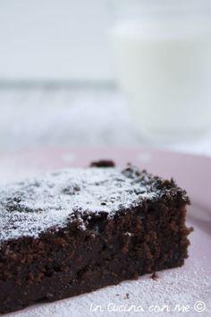 Torta di fango al cioccolato magico