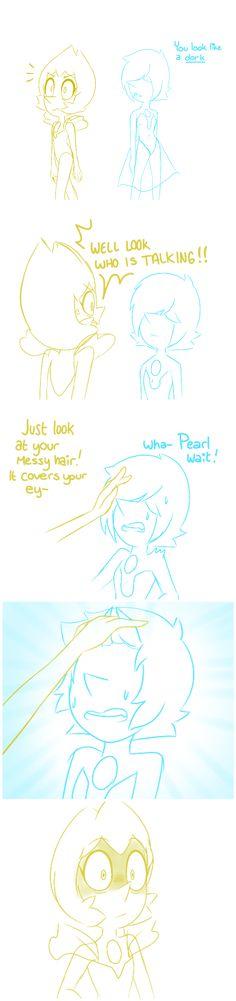 Blue Pearl's Secret