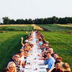 Home Outstanding In The Field Dinner Al Fresco On