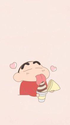 I love shinchan ❤ Sinchan Wallpaper, Android Phone Wallpaper, Cartoon Wallpaper Iphone, Kawaii Wallpaper, Cute Wallpaper Backgrounds, Cute Cartoon Wallpapers, Disney Wallpaper, Animes Wallpapers, Sinchan Cartoon