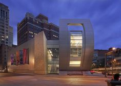 August Wilson Center for African American Culture © Steinkamp Photography