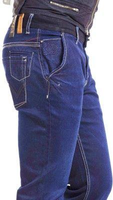 Espada Narrow Fit Men's Jeans - Buy Medium Blue Espada Narrow Fit Men's Jeans Online at Best Prices in India | Flipkart.com
