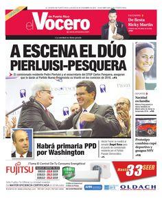 Edición 24 de Diciembre 2015  El Vocero de Puerto Rico