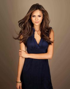 Nina Dobrev as Camora Cammy Winterton, sister of Cadence and aunt/guardian of Brannon and Elle.a tad darker brown hairLadies and gentlemen, it is an honor for me to introduce you to: Nina Dobrev.Hair color nice, dress I loveNina Dobrev can stop being Chocolate Brown Hair Color, Brown Hair Colors, Nina Dobrev Style, Nina Dobrev Hair Color, Actrices Sexy, Celebs, Celebrities, Woman Crush, Beautiful Actresses