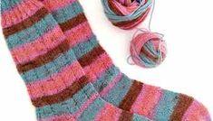 Socks, how to knit socks step by step Knitting Socks, Knitted Hats, Knit Socks, Margarita, Angeles, Ideas, Fashion, Slippers Crochet, Hand Weaving