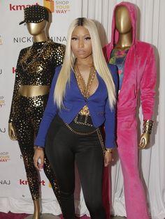Now you can dress like Nicki Minaj