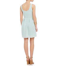 Alythea Striped Dress
