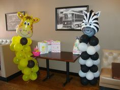 "Photo 1 of 29: Jungle, Safari, Animals, / Baby Shower/Sip & See ""Safari/Jungle baby shower"" 