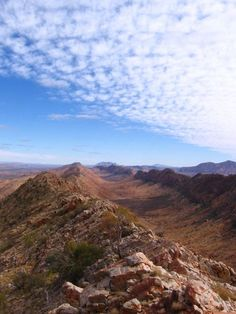 Larapinta Ridge