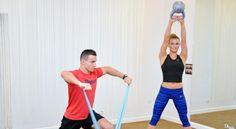 Trening, który może zainteresować w tej samej mierze i żeńską, i męską część aktywnych? Dziś pora na sportowy złoty środek. Dobry na wszystko - trening obwodowy.