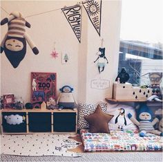 kids' rooms on instagram (via Bloglovin.com )