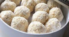 Recette facile raffaello fait maison Bonjour tout le monde, Qui n'aime pas les Raffaello...