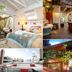 The Cheapest and Coolest Airbnb Rentals in the USA... From big-city living to cabins tucked in the mountains, these unique Airbnb finds are some of the cheapest and coolest rentals in the USA. Some are luxurious, a few are off the grid, but all are less than $100 per night, making them budget-friendly destinations for Summer travel. Click through to find a fun place to stay during your next vacation.