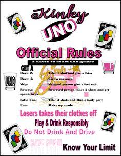Diy Party Games, Adult Party Games, Diy Games, Adult Games, Party Rules, Uno Drinking Game, Drinking Board Games, Drinking Games For Parties, Drunk Games