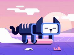 Catbot by Fabricio Rosa Marques