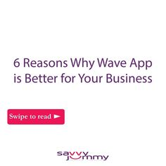 Here are 6 ways that Wave App can upgrade your business standards:  1. Easy generation of invoices 2. Quick tracking of when invoices are paid 3. Tracking of business expenses and income 4. Perfect for setting up recurring payment 5. Receipts can be captured and stored for later  ----------- Guess what the 6th reason is..... It's free ----------- ° ° ° #waveapp #bookkeeping #savvybusinessowners #virtualassistant #onlinehelp #businesstips101 #accounting101 #bookkeeper #savvyjummy Accounting 101, Online Help, Virtual Assistant, Skincare, Waves, Tutorials, Social Media, App, Tools