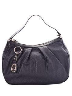 Gucci torebka czarna 232955 | NOWOŚCI \ GUCCI TORBY | donnamoderna.pl luxury shopping Cena 3899 pln. #gucci #AW13 #232955