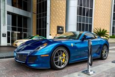 Ferrari 599 GTO in Dubai, United Arab Emirates Spotted on by effspot Classy Cars, Porsche Cars, Love Car, Gto, Amazing Cars, Fast Cars, Exotic Cars, Cars And Motorcycles, Hot Wheels
