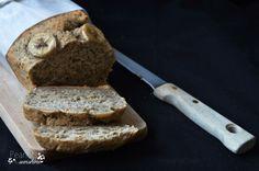 Banana bread vegan et sans gluten